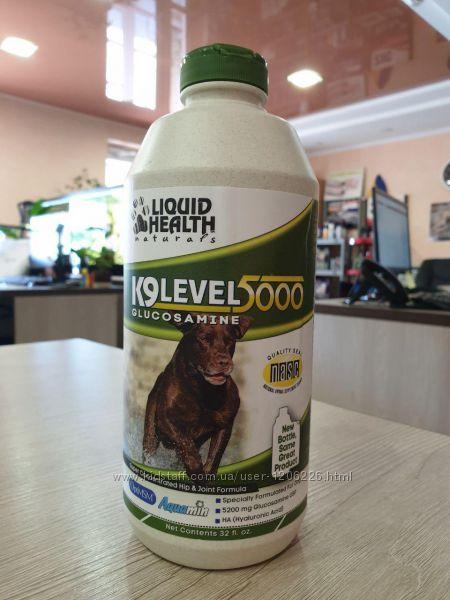 Liquid Health K9 Level 5000 усиленный глюкозамин с хондроитином жидкий