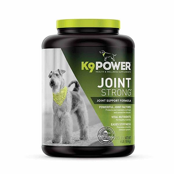 K9 Power Joint Strong хондроитин глюкозамин для суставов и связок собак