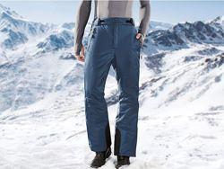 Мужские лыжные штаны с лыжными перчатками Crivit