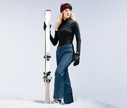 Модные лыжные штаны на байке TCM Tchibo