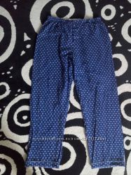 Котоновые пижамные штанишки для дома