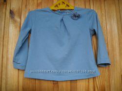 Блузка с длинным рукавом на 1 год