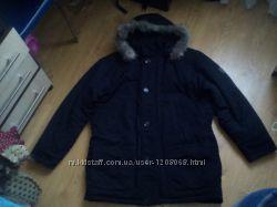 Парка куртка Аляска Canadian by Batistini, L, зимyяя, теплая 52-54
