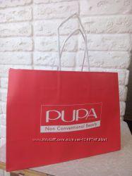 Фирменные подарочные пакеты с логотипами