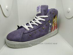 Сникерсы полуботинки ботинки для девочек Disney. Размер 35