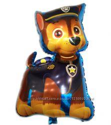 Фольгированный шар фигурный Щенячий патруль