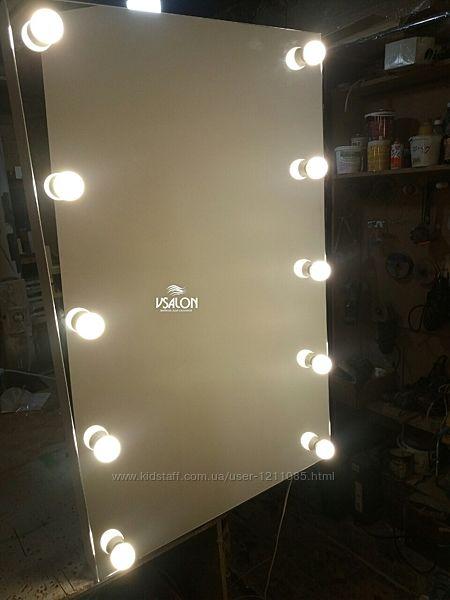 Зеркало для макияжа без рамы А230