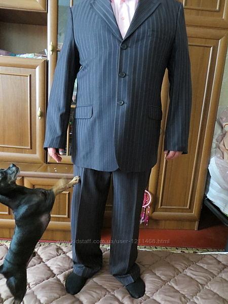 Деловой костюм Alan Verman