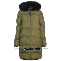 Пальто Everlast fur bubble