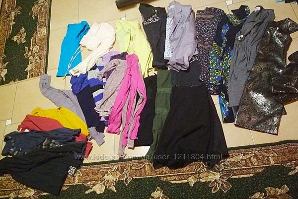 Мешок женской одежды