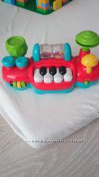 Музыкальный руль на коляску  пианино Moth