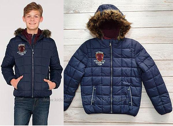 Куртка на мальчика еврозима C&A HereThere 158, 164