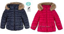 Теплая куртка 98-128 р Palomino от C&A, Германия