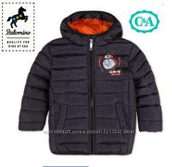 Куртка деми еврозима Star Wars для мальчика C&A Palomino Германия 98-110