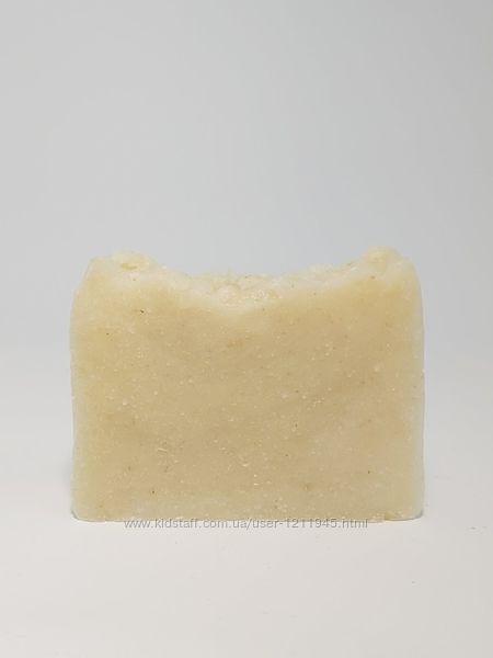 Натуральное мыло-скраб Овсяное
