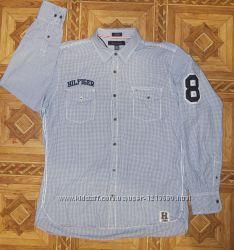 Рубашка Tommy Hilfiger Denim оригинал р. L