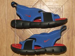 Детские сандалии босоножки Nike оригинал р. 22-23