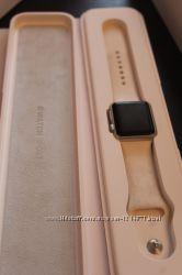 Продажа Apple Watch в идеальном состоянии