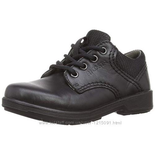 Кожаные туфли для мальчика Ricosta , 36 евро, стелька 23 см