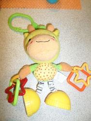 Подвеска Baby Team жираф вибрирующая