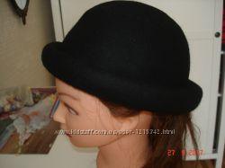 Шляпа шляпка 100 шерсть River Island