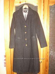 Пальто шинель шерстяное yorn