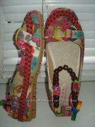 Туфли мокасины балетки в стиле бохо 4226 см guanglixieye