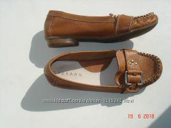 Туфли мокасины 38 25 см Pesaro