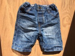 Шорты джинс сост идеал 1-4 года