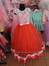 ea3e6617c68 Пышное нарядное платье на выпускной