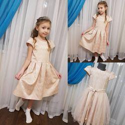 красивое нарядное нежное платье сукня плаття 2в1. есть размеры и расцветки
