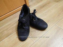 туфли  нубук польские