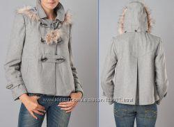 Пальто укороченное в наличии, размер  С- М