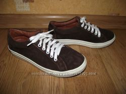 замшевые кеды - кроссовки 36 р-ра