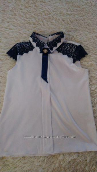 Школьная блузка 3-4 класс