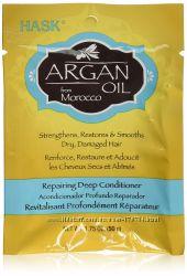 Маска с аргановым маслом укрепление, восстановление сухих волос