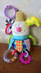 Развивающая игрушка подвеска Куки TafToys погремушка