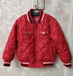 Крутая весенняя куртка Punkidz 80-98р. next