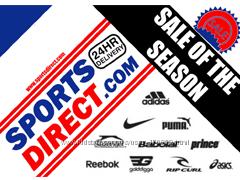 Sportsdirect без комиссии Фришип. Подписывайтесь