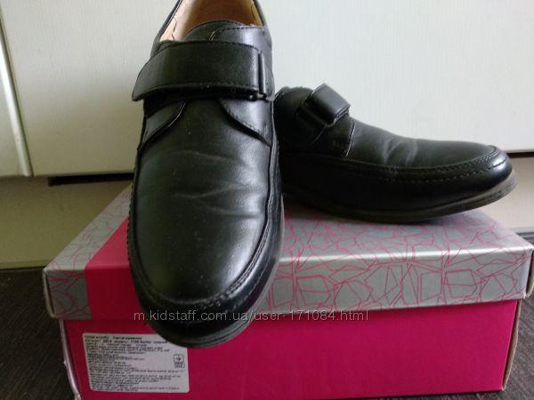 Туфли школьные Arial р. 34