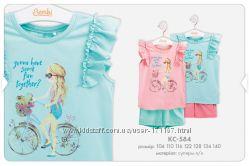 Летние костюмы Бемби для девочек, от 3 до 9 лет