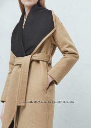 Красивое пальто Mango из новой колекции р. С