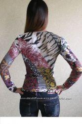 кофта блузка Just Cavalli оригинал