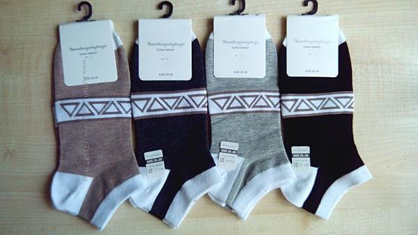Носки мужские короткие премиум качество