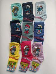 Носки детские для мальчиков и девочек ассортимент