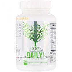 Комплекс мультивитаминов  минералов для взрослых Universal Nutrition, Daily