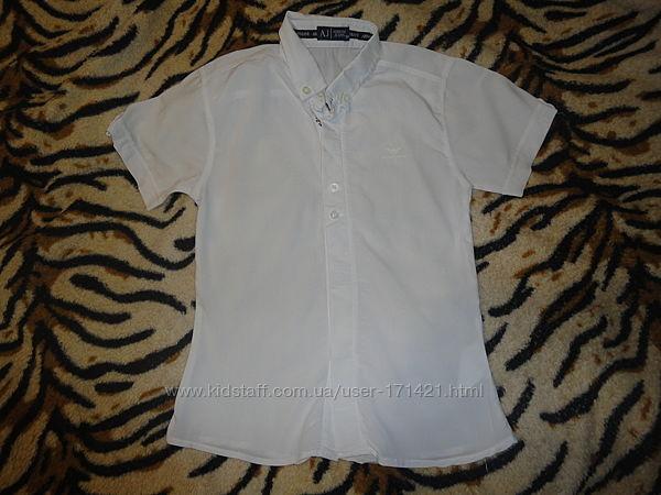 Продам рубашку Armani 128р.