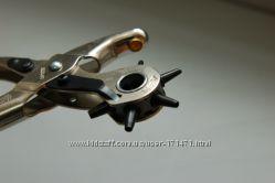 Револьверный дырокол кованый ROBUSO