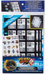 Yo-Kai Watch Страницы для Альбома Коллекционера Йо-кай Вотч B6046 В Наличии