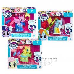 Пони-модница My Little Pony Fluttershy Twilight sparkle Rainbow Dash Наличи